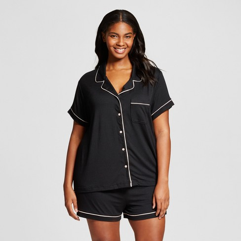 Womens Plus Size Pajama Set Total Comfort Gilligan Omalley