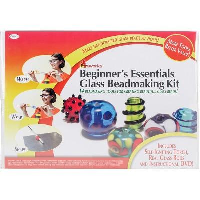 Fireworks Beginner's Essentials Glass Beadmaking Kit