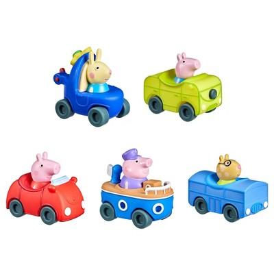 Peppa Pig Peppa and Friends Mini Buggies 5pk