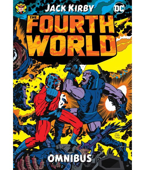 Fourth World Omnibus -  by Jack Kirby (Hardcover) - image 1 of 1