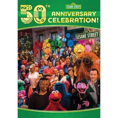 Sesame Street: 50th Anniversary Celebration (DVD)