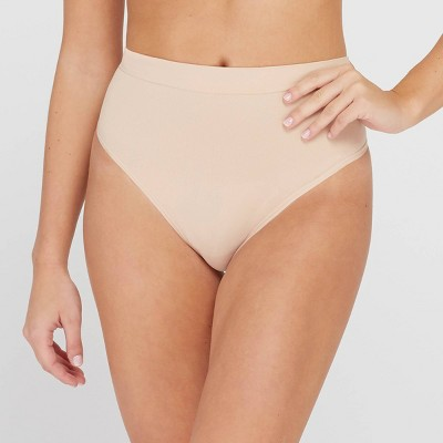 Assets® by Spanx® Women's All Around Smoothers Thong