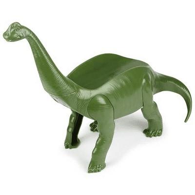 Funwares WEENIEsaurus Sculpted Dinosaur Hot Dog & Snack Holder