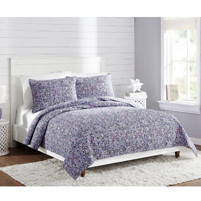Kaleidoscope Quilt Purple - Vera Bradley