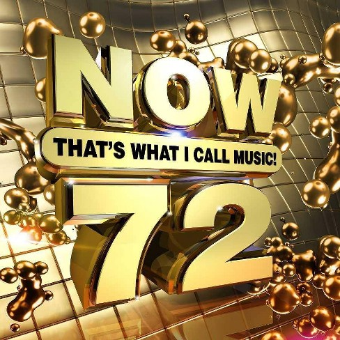Various Artist - NOW That's What I Call Music 72 (CD) - image 1 of 1