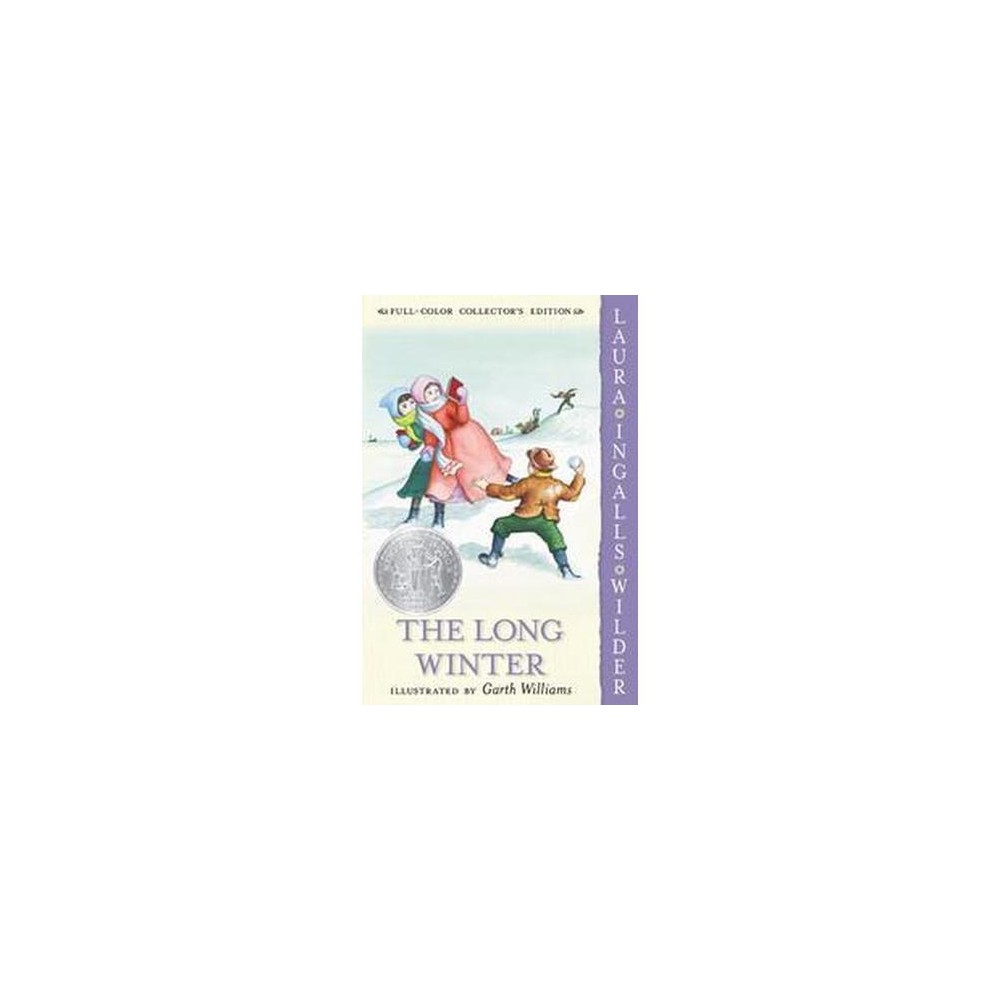 Long Winter (Reprint) (Paperback) (Laura Ingalls Wilder)
