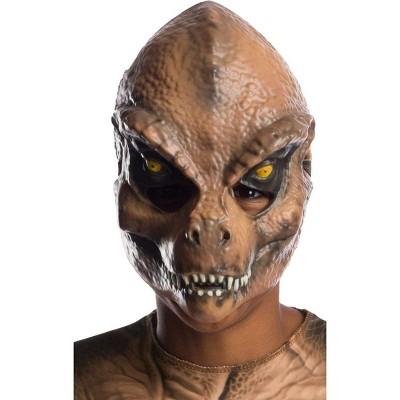 Rubie's Jurassic World: Fallen Kingdom T-Rex 1/2 Vacuform Mask Child Costume Accessory