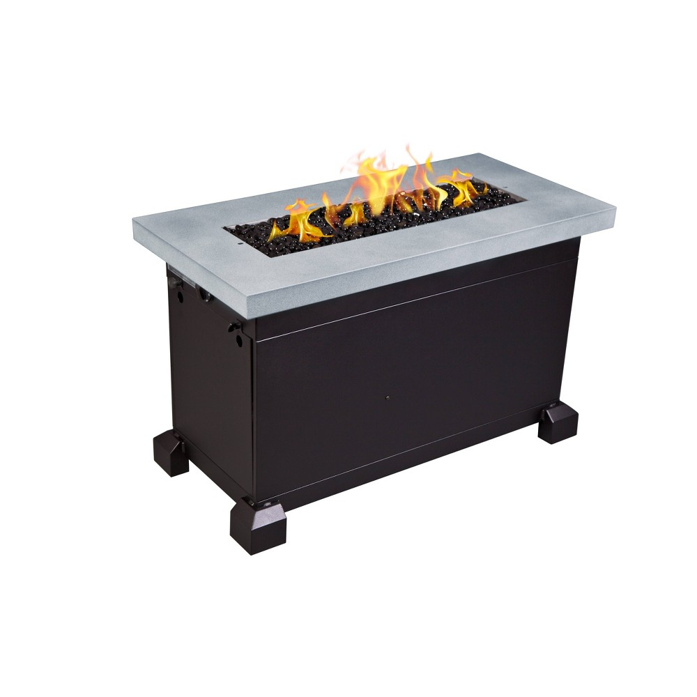 Image of Camp Chef Monterey Fire Table - Brown