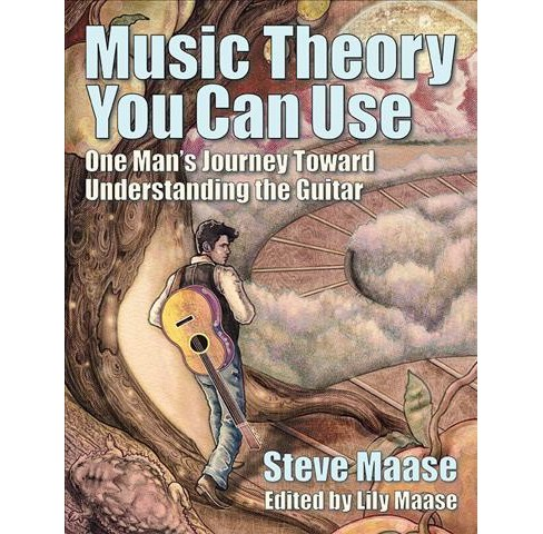 Music Theory You Can Use : One Man's Journey Toward Understanding the Guitar -  (Paperback) - image 1 of 1