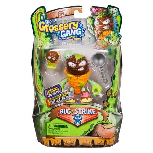 The Grossery Gang® Season 4 Action Figure - Capt. Lice Cream - image 1 of 5