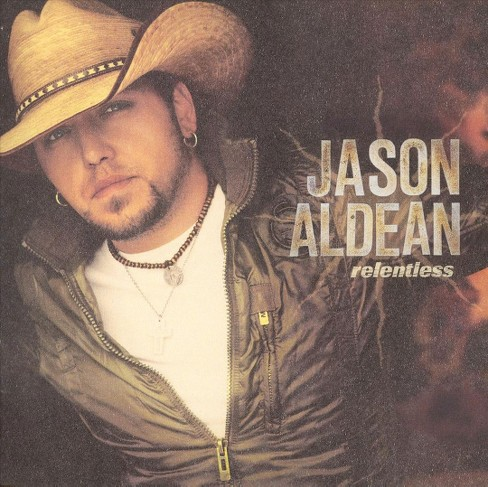 Jason Aldean - Relentless (CD) - image 1 of 1