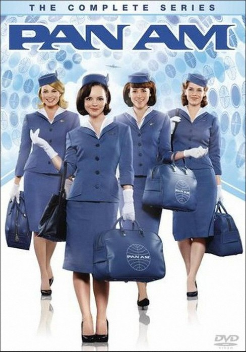 Pan Am: The Complete Series (4 Discs) (dvd_video) - image 1 of 1