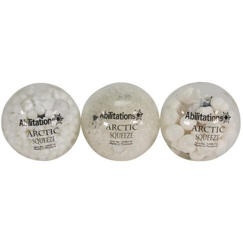 Abilitations Arctic Squeeze Fidget Balls, set of 3 - image 1 of 3