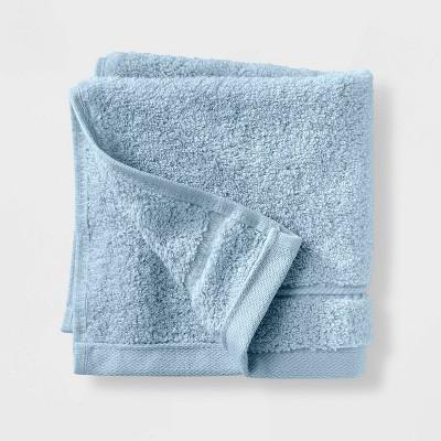 Modal Washcloth Light Sky Blue - Casaluna™