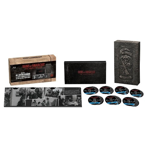 Sons Of Anarchy: The Complete Series (Blu-ray) - image 1 of 1