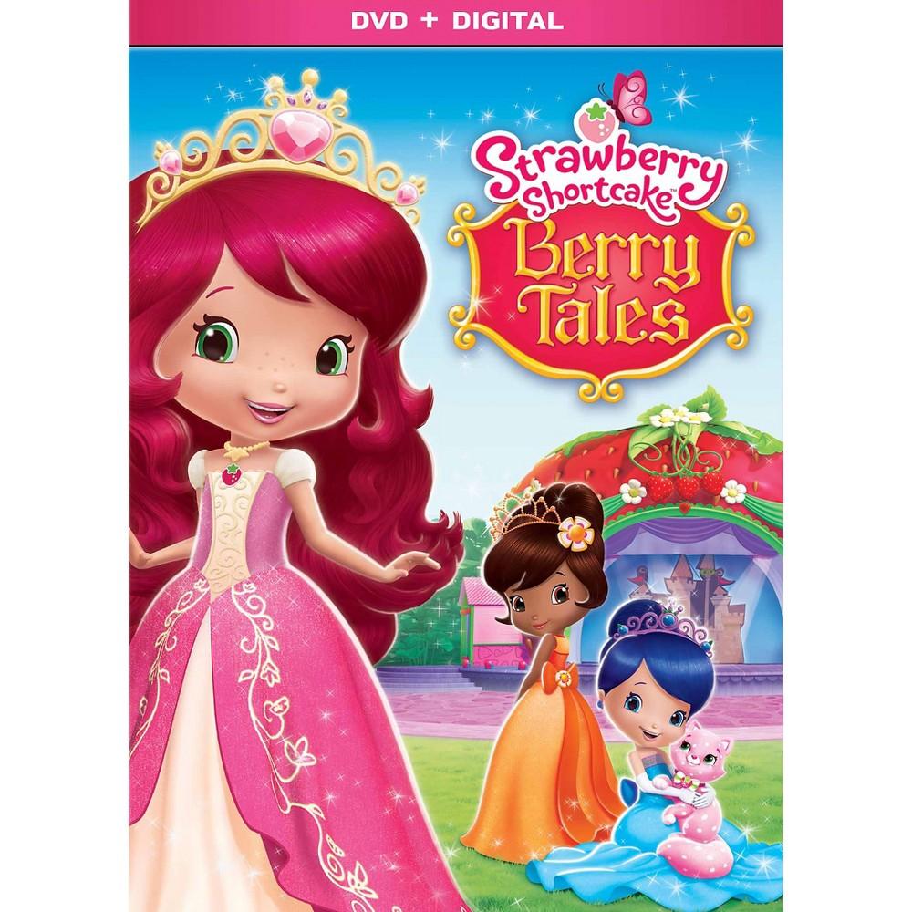 Strawberry Shortcake Berry Tales Dvd