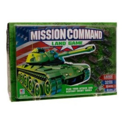 Mission Command - Land Game Board Game