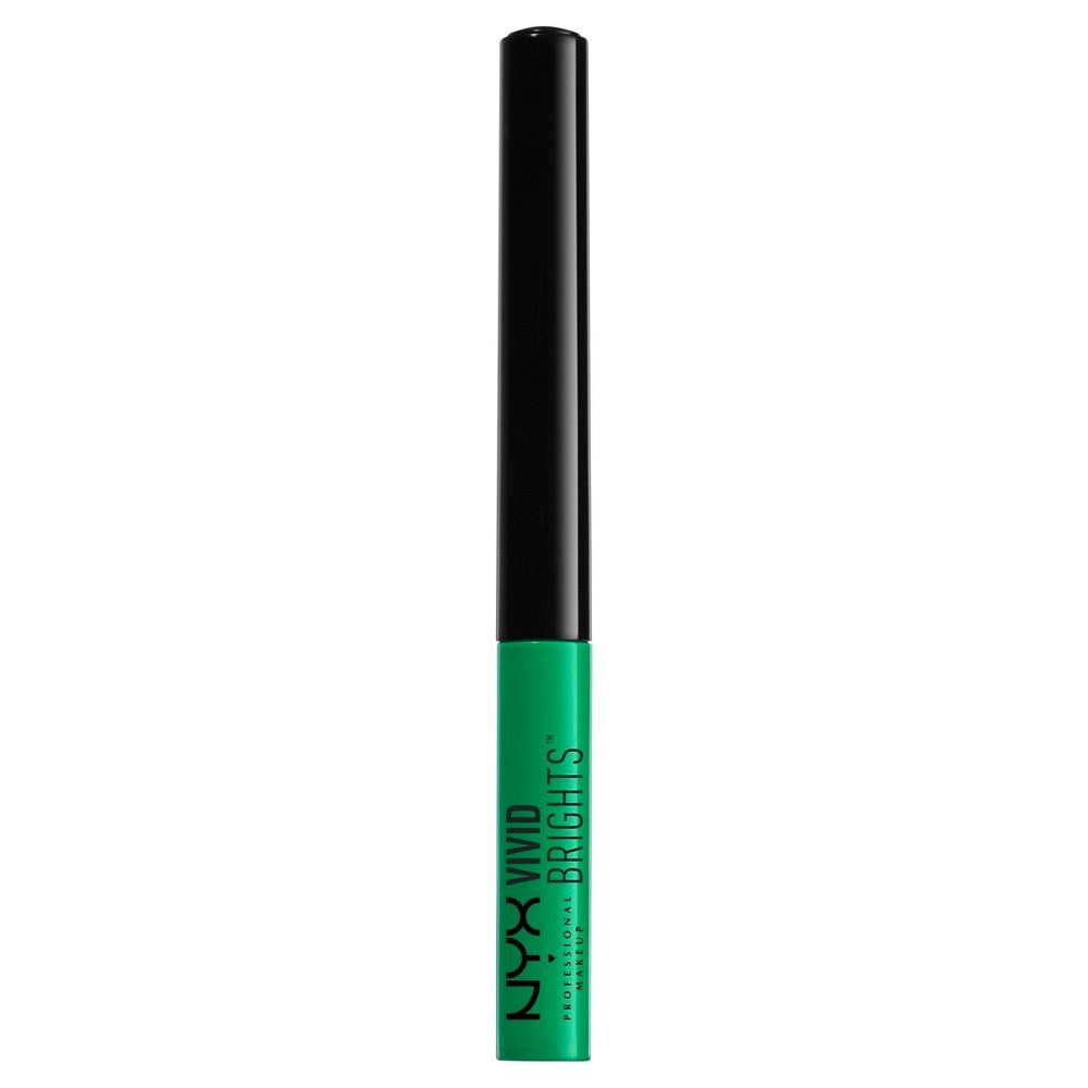 Nyx Professional Makeup Vivid Brights Liner Envy - 0.07 fl oz