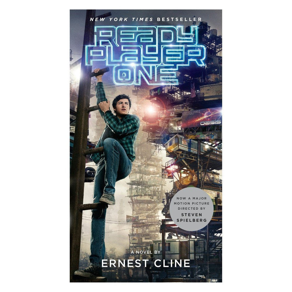 Ready Player One - by Ernest Cline (Paperback)