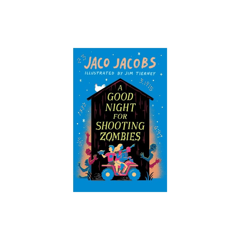 Good Night for Shooting Zombies - by Jaco Jacobs (Paperback)