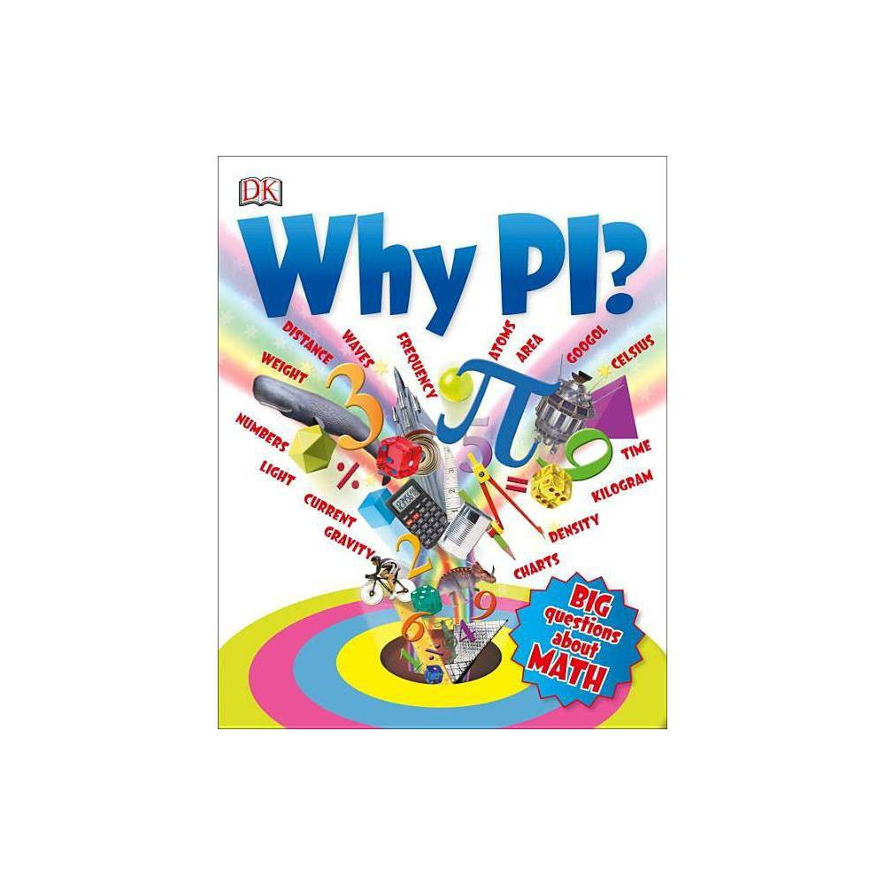 Why Pi Big Questions By Johnny Ball Paperback