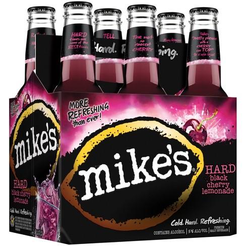 Mikes Hard Black Cherry Lemonade