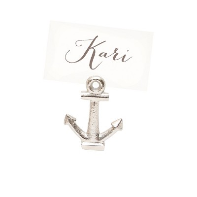 C&F Home Anchor Place Card Holder