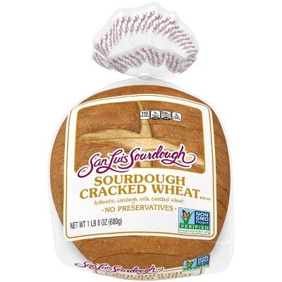 San Luis Sourdough Multigrain Bread - 24oz