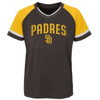 MLB San Diego Padres Boys' Pullover Jersey
