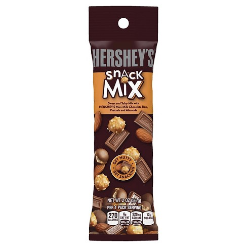 HERSHEY'S Sweet and Salty Snack Mix Chocolates - 2oz - image 1 of 4