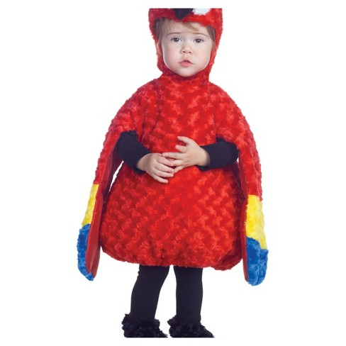 Toddler Parrot Costume 18-24 Months - image 1 of 1