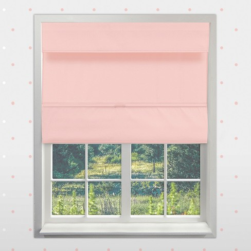 Curtain Panels Cordless Chicology Magnetic Roman Shades - image 1 of 3