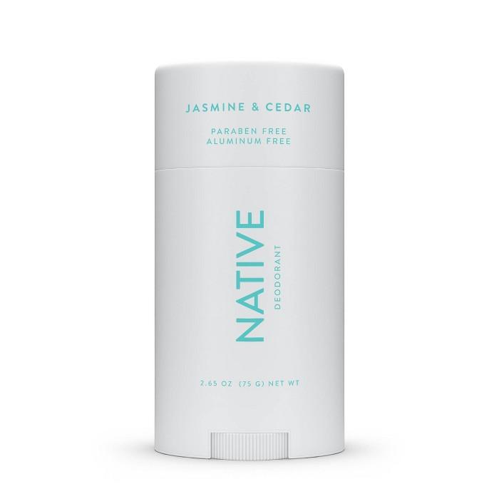 Native Jasmine & Cedar Deodorant For Women - 2.65oz : Target