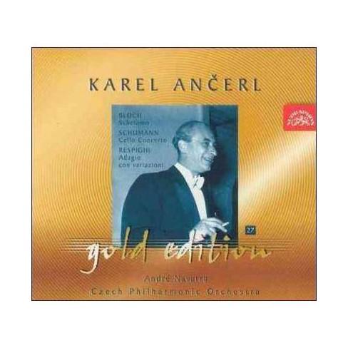 Bloch: Karel Ancerl Gold Edition Vol 27 (CD) - image 1 of 1