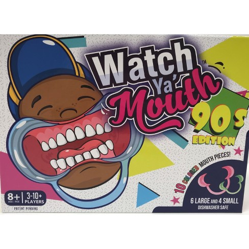 Watch Ya' Mouth 90's Edition Game - image 1 of 5
