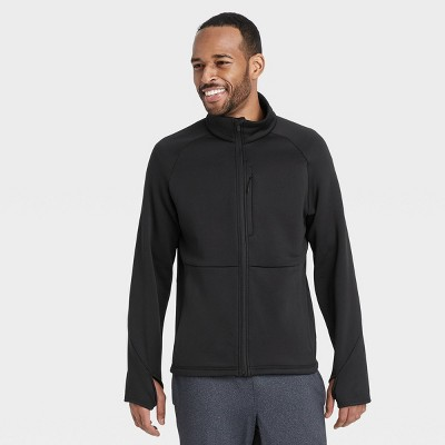 Men's Stretch Crewneck Jacket - All in Motion™