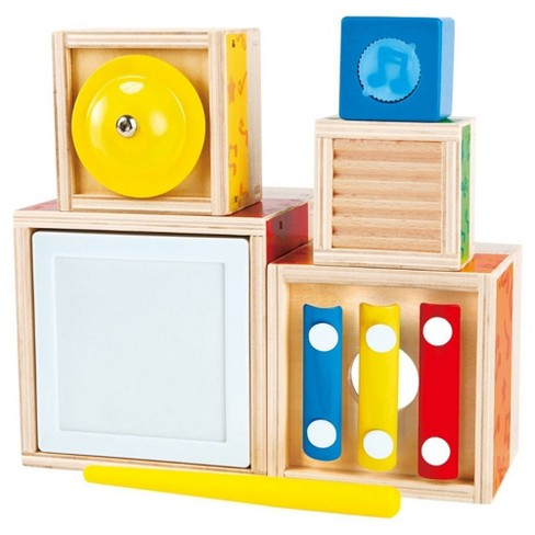 HAPE Stacking Music Set - image 1 of 4