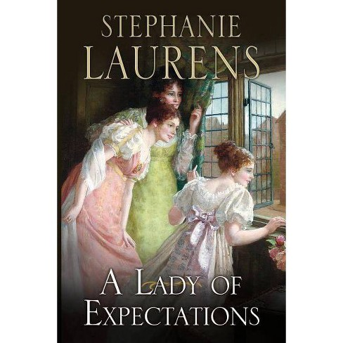 A Lady of Expectations - by  Stephanie Laurens (Hardcover) - image 1 of 1