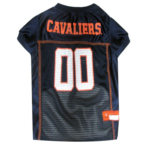NCAA Pets First Virginia Cavaliers Mesh Jersey - L - image 1 of 2
