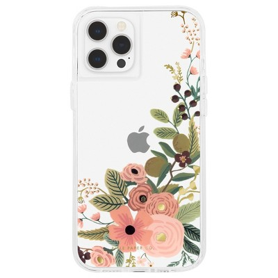 Rifle Paper Co. Apple iPhone Case - Floral Vines