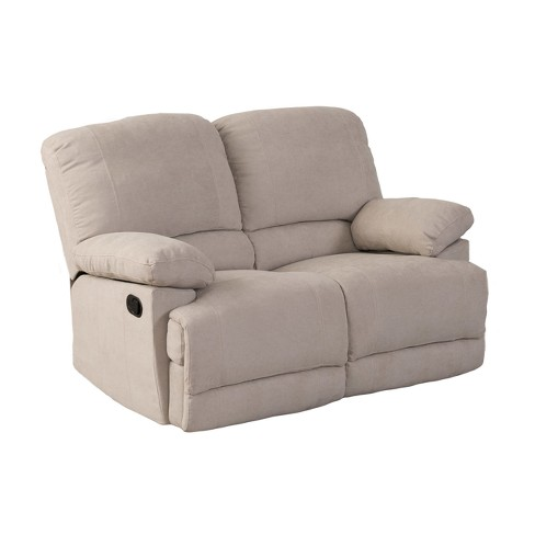 Awe Inspiring Chenille Fabric Reclining Loveseat Corliving Alphanode Cool Chair Designs And Ideas Alphanodeonline