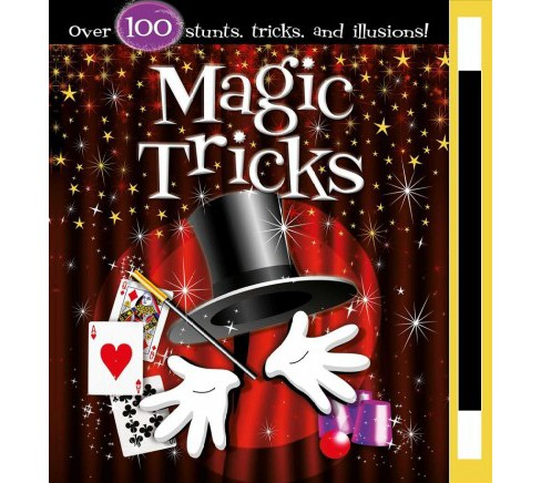 Magic Tricks : With Wand -  (Hardcover) - image 1 of 1