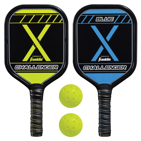 Franklin Sports Pickleball-X Performance 2 Player Aluminum Paddle & Ball Set - image 1 of 4