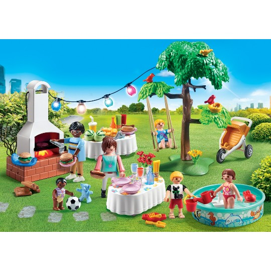 Playmobil Housewarming Party image number null
