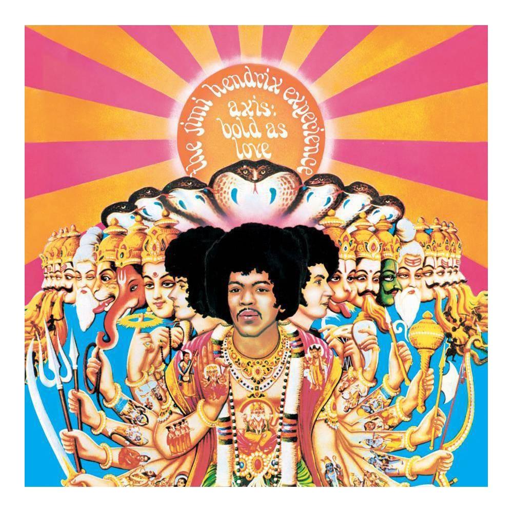 Jimi Hendrix - Axis: Bold As Love (CD) Top