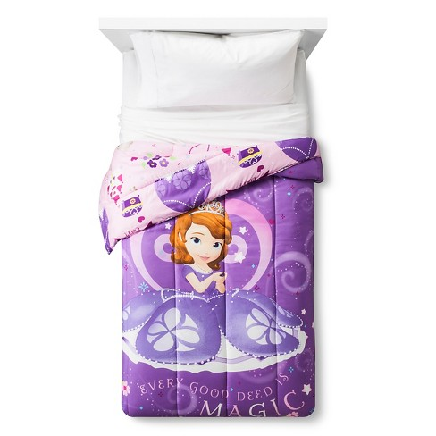 Disney® Sofia the First Twin Comforter - image 1 of 2