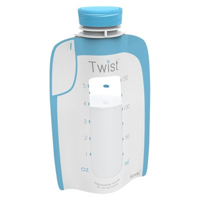 Kiinde 40ct Twist Breast Milk Storage Pouch