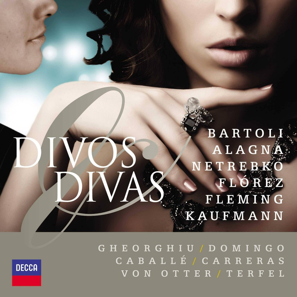 Various Artists Divos Divas 2 Cd
