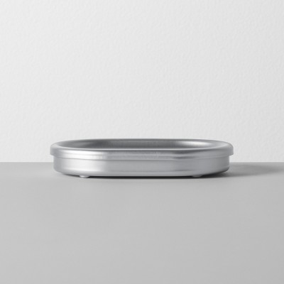Solid Soap Dish Aluminium - Made By Design™