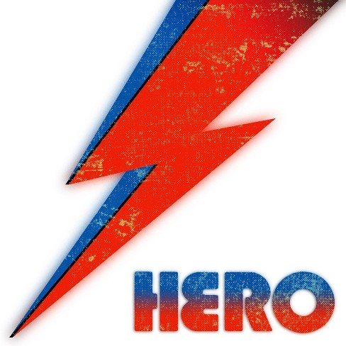 David Bowie - Hero: Main Man Records Presents A Tribute To David Bowie (Vinyl) - image 1 of 1